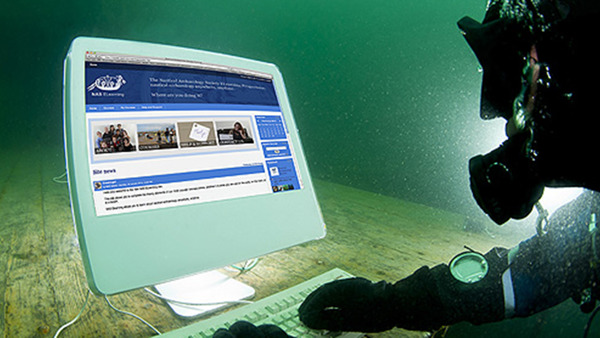 Online Underwater Archaeology Theory