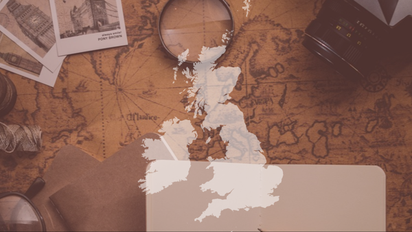 UK Maritime Heritage Centres' Map