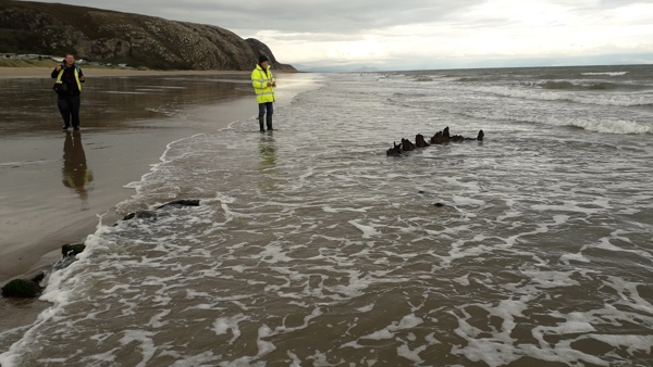 Welsh Wreck Web Research Project