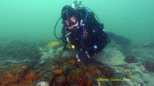 FULLY BOOKED: UK: A1 Submarine and Invincible Wreck Protected Wrecks Day