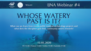 International Journal of Nautical Archaeology Webinar Series