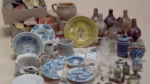 Pottery Identification (Online Course)