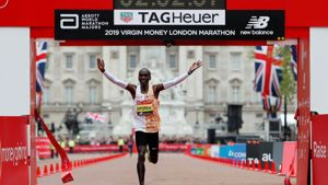 Run the 'Virtual' London Marathon
